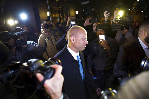 After shocking NY arrest, Avenatti faces court in Calif