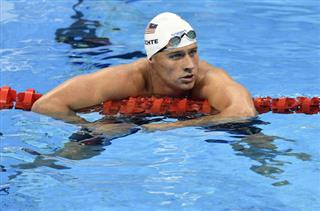 Rio Olympics Lochte Robbery Swimming