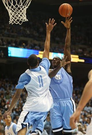 Joel James, Brice Johnson