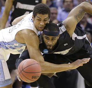 James Michael McAdoo, LaDontae Henton
