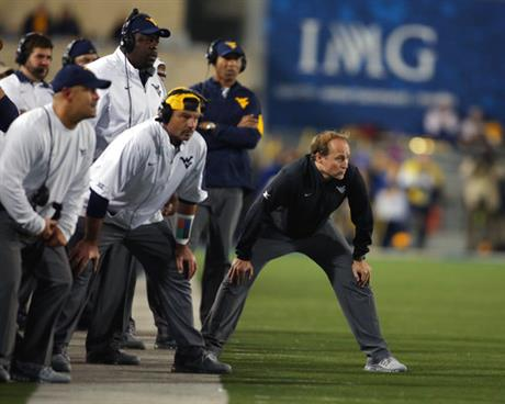 Big 12 Another Assistant Football