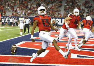 APTOPIX N Arizona Arizona Football