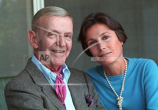 FRED ASTAIRE WIFE ROBYN | Buy Photos | AP Images | DetailView