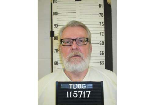 Tennessee inmate executed in electric chair for killing