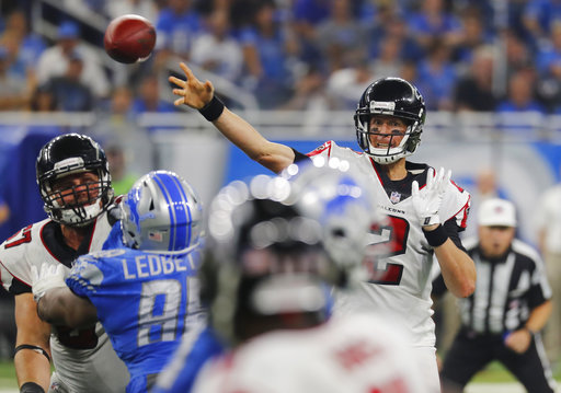 Falcons Turnover Woes Football
