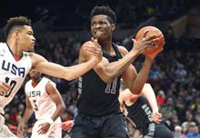 Nike Hoop Summit Basketball