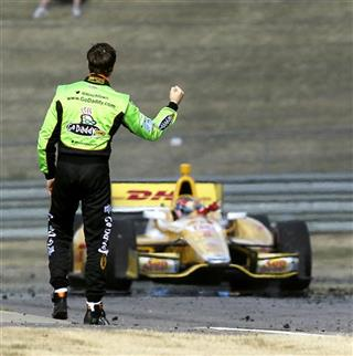 James Hinchcliffe, Ryan Hunter-Reay