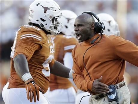 Malcom Brown, Charlie Strong