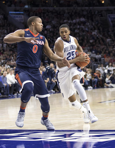 Mikal Bridges, Devon Hall
