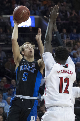 Luke Kennard, Mangok Mathiang
