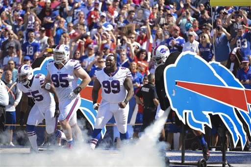 Marcell Dareus, Kyle Williams