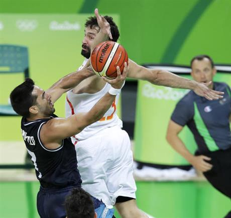 Rio Olympics Basketball Men