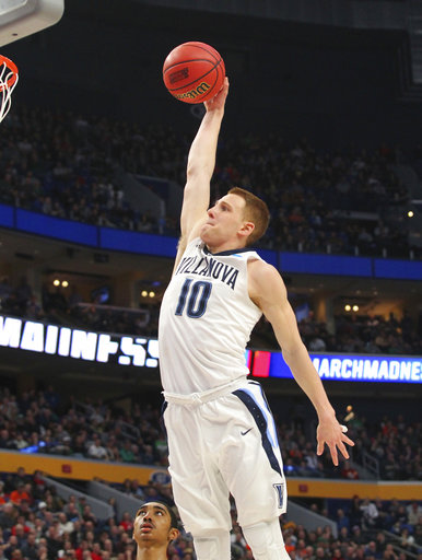 Not-so-super Nova: Top seed finishes Mount St. Mary's 76 ...