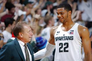 Tom Izzo, Miles Bridges