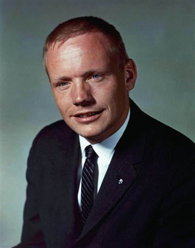 Neil Armstrong as a Adult - Pics about space