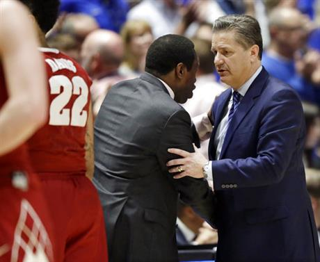 John Calipari, Avery Johnson