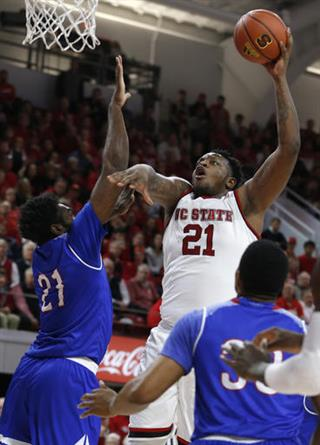 Tennessee St NC State Basketball