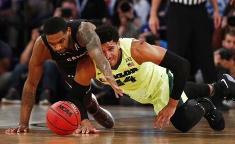 APTOPIX NCAA South Carolina Baylor Basketball