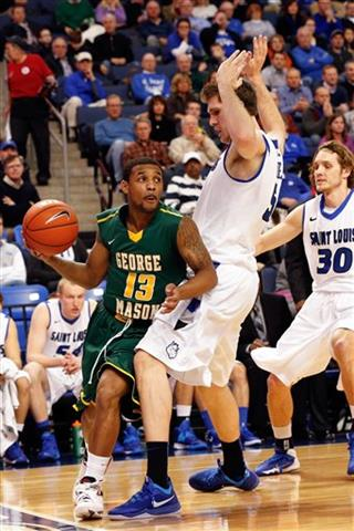 George Mason Saint Louis Basketball