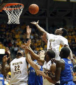 Indiana St Wichita St Basketball