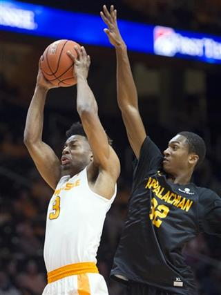 Appalachian St Tennessee Basketball