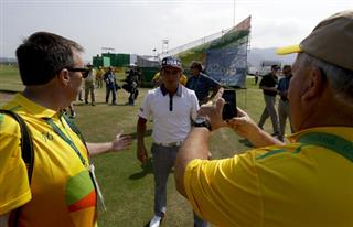 Rio Olympics Golf Men