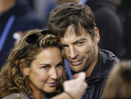 Harry Connick Jr., Jill Goodacre