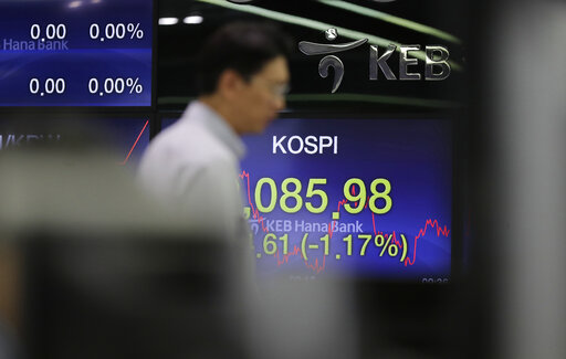 Global stocks steady after big Asia falls post US payro