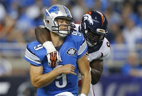 DeMarcus Ware, Matthew Stafford