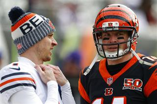 Mike Nugent, Andy Dalton
