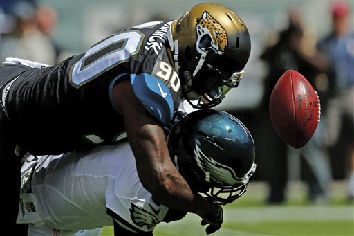 Jaguars Eagles Football