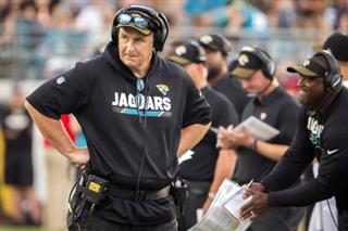 Jaguars Baack Home Football