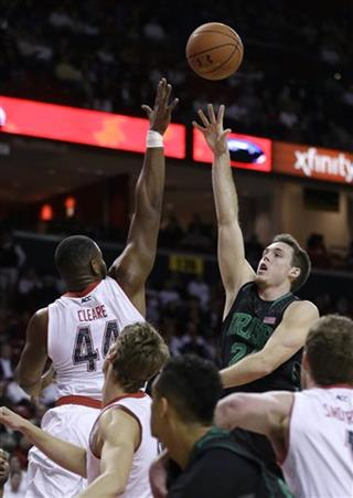 Pat Connaughton, Shaquille Cleare