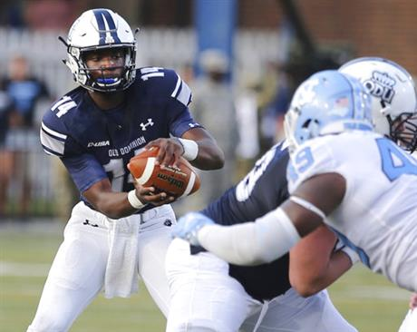 Old Dominion Williams Football