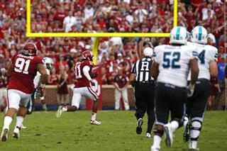 Tulane Oklahoma Football