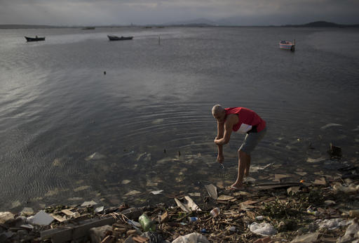 Rio Olympics Filthy Water