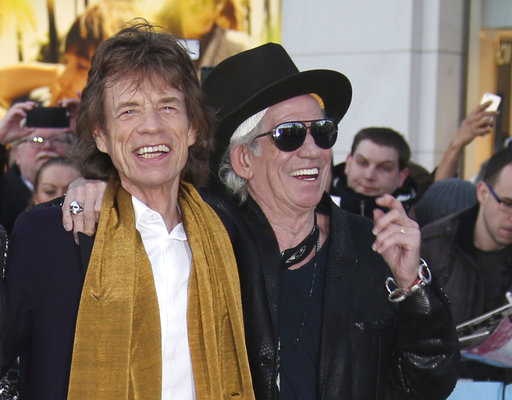 Keith Richards apologizes to Jagger for vasectomy comme... | AccessWDUN.com