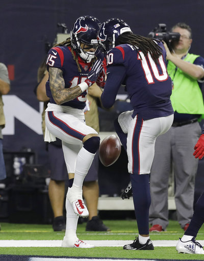Will Fuller, DeAndre Hopkins