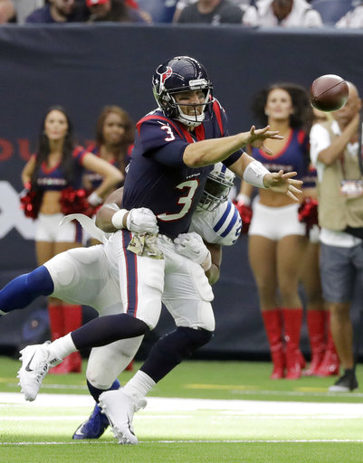 Tom Savage, Jon Bostic