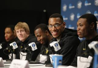 Carl Hall, Cleanthony Early, Ron Baker, Tekele Cotton, Malcolm Armstead