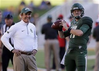 Seth Russell, Art Briles