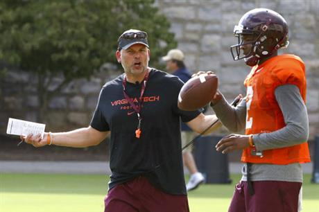 Virginia Tech Preview Football