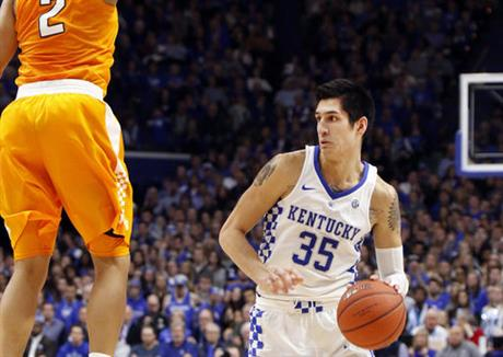 Derek Willis, Grant Williams