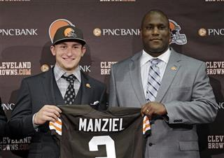 Johnny Manziel, Ray Farmer