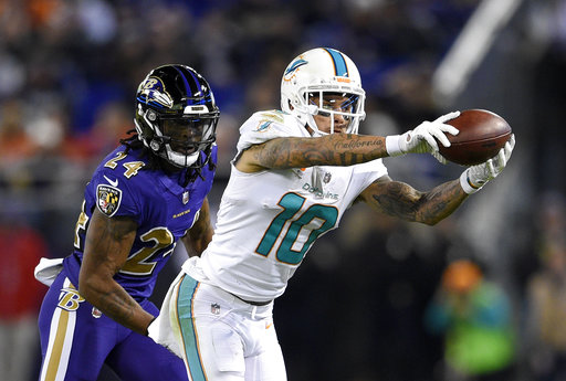 Brandon Carr, Kenny Stills