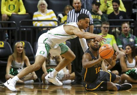 Coppin St Oregon Basketball