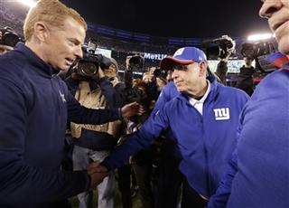 Jason Garrett, Tom Coughlin