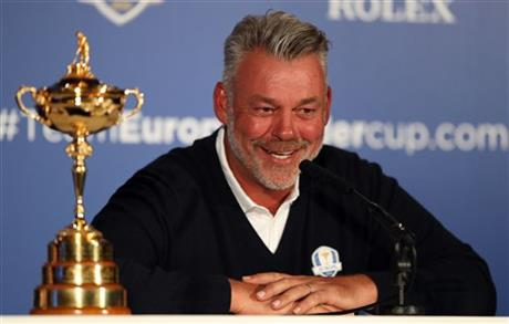 Ryder Cup Europe's Picks