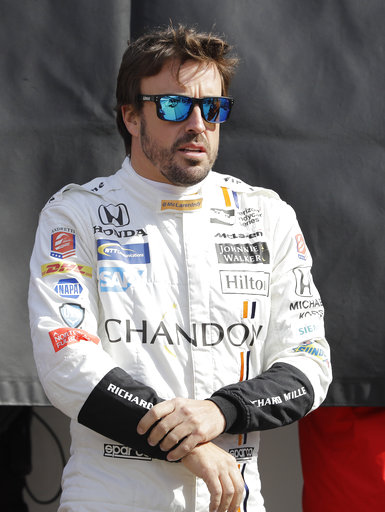 IndyCar Alonso Auto Racing