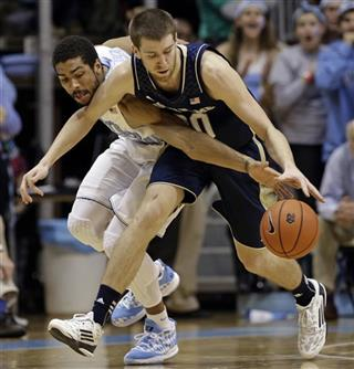 James Michael McAdoo, Austin Burgett